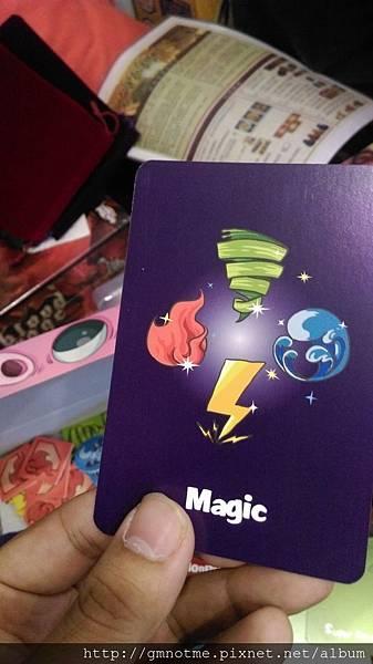 魔法卡牌背