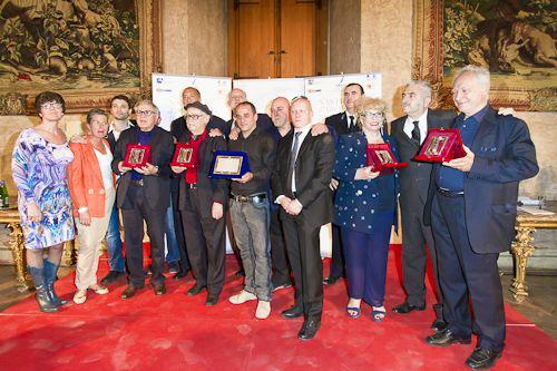 榮獲年度最高榮譽銀帶獎《凱撒必須死》重刑犯演員也獲獎