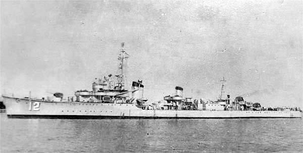 ROCS DD-12