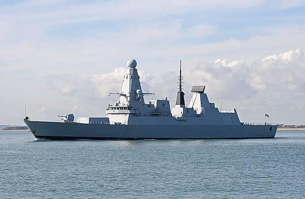 HMS D32