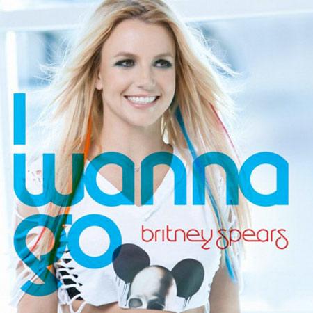 布蘭妮 / 完全解放 (進口單曲) Britney Spears / I Wanna Go