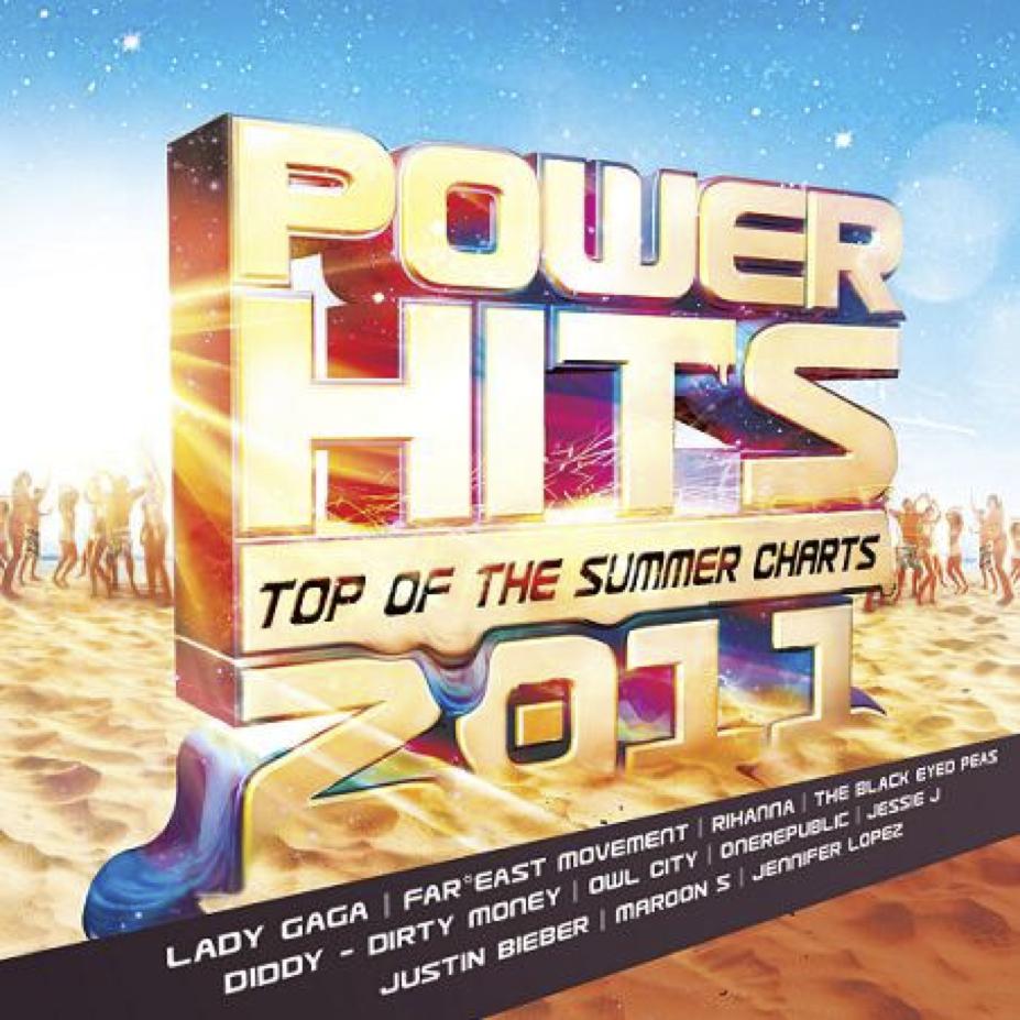 Power Hits Summer 2011 2011冠軍全擊:年中大排行 [CD+DVD]