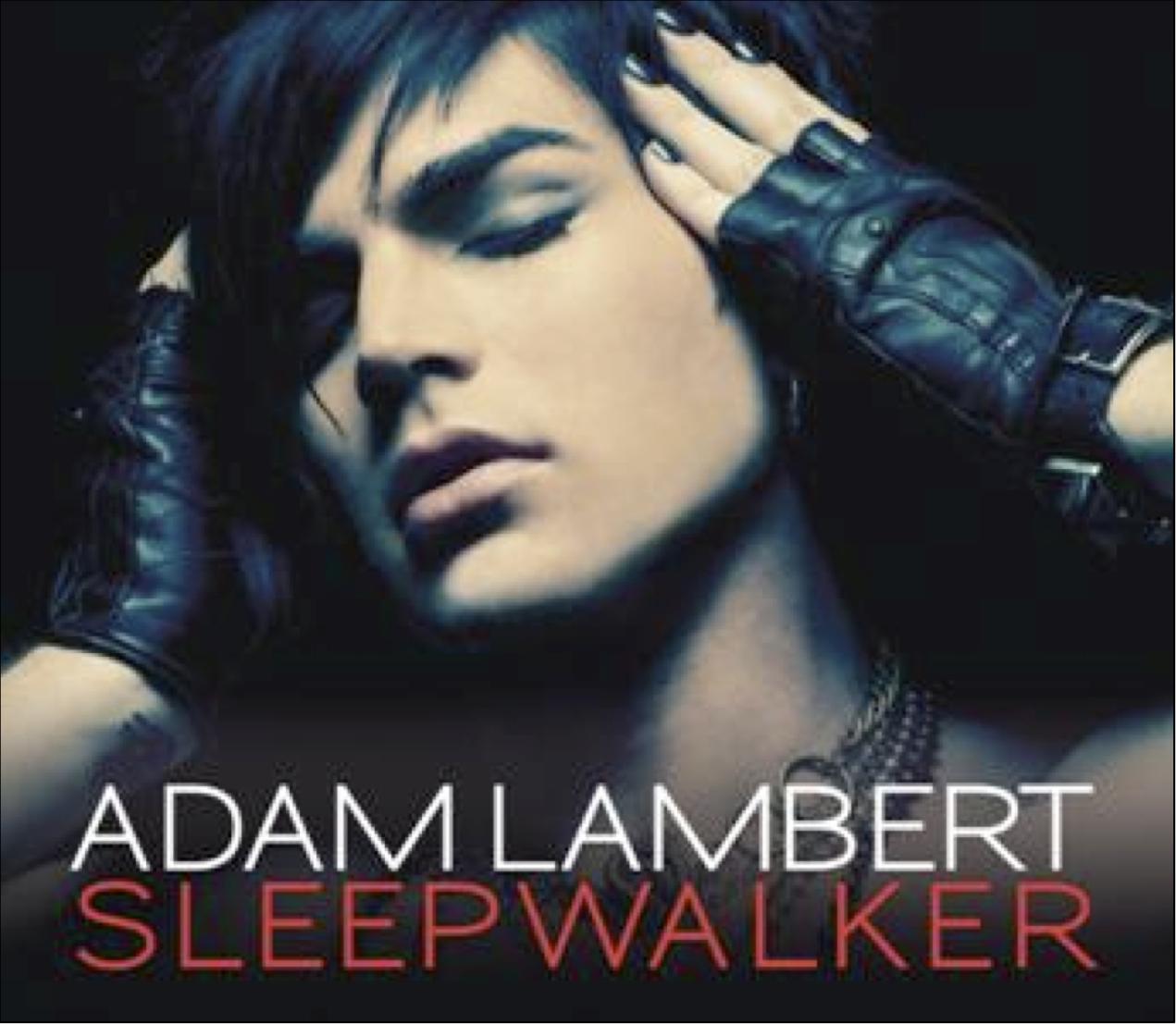 亞當藍伯特 / 夢遊 (進口單曲) Adam Lambert / Sleepwalker