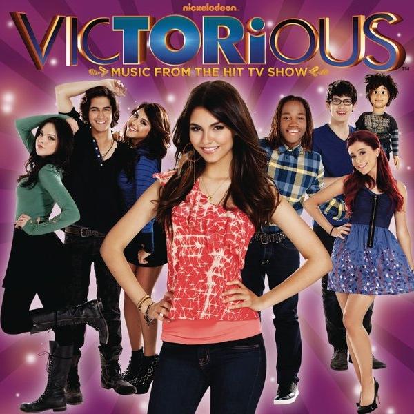 電視原聲帶 / 勝利之歌 Victorious / Music From The Hit TV Show