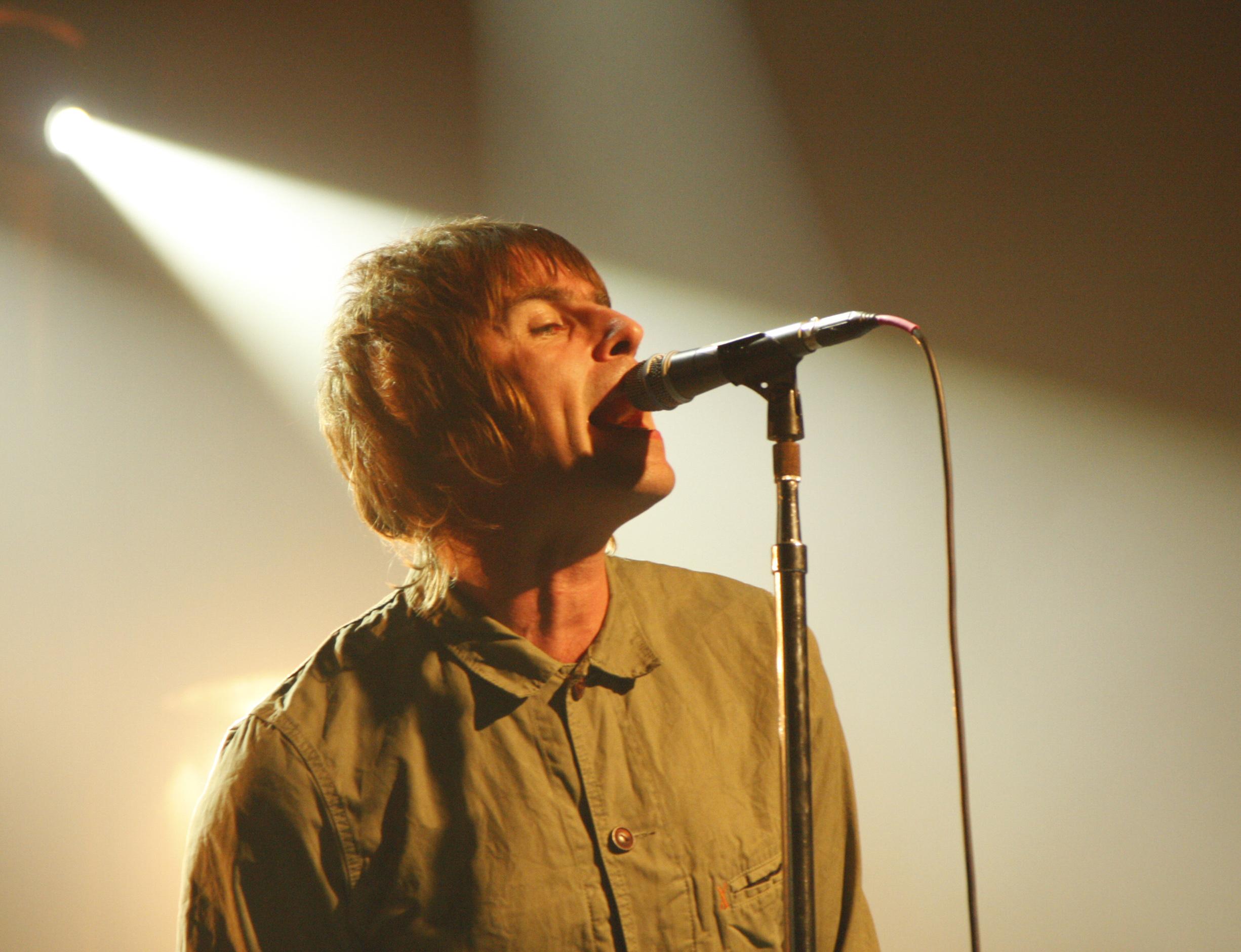 2011有象音樂季TWinkle Rock Festival壓軸天團Beady Eye熱情開唱
