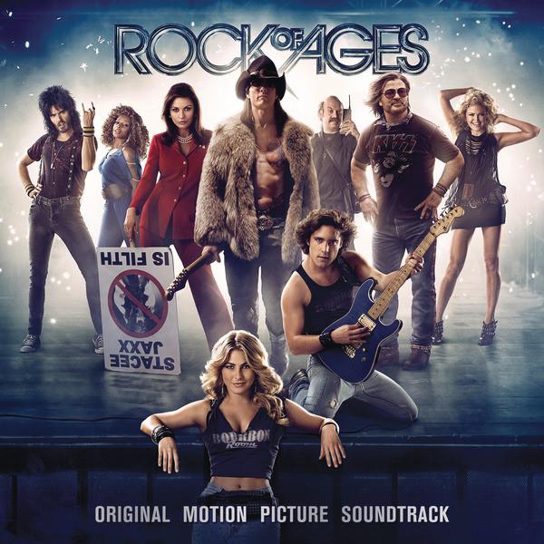 眾藝人/搖滾時代-電影原聲帶 V.A./Rock Of Ages-Original Motion Picture Soundtrack