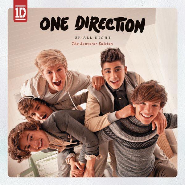 1世代 / 青春無敵 亞洲限定紀念版 One Direction / Up All Night The Souvenir Edition
