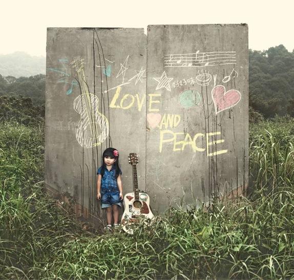 2012最新唱作專輯-小女孩