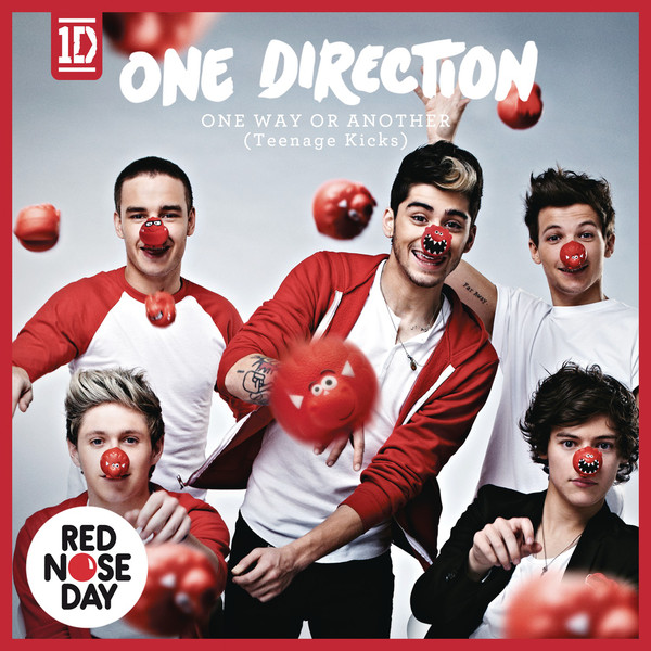 ONE DIRECTION / ONE WAY OR ANOTHER (TEENAGE KICKS)