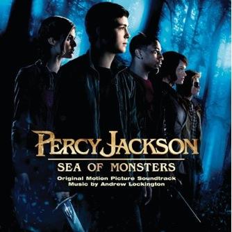 安德魯‧勞金頓 /「波西傑克森:妖魔之海」電影原聲帶 Andrew Lockington / Percy Jackson: Sea of Monsters