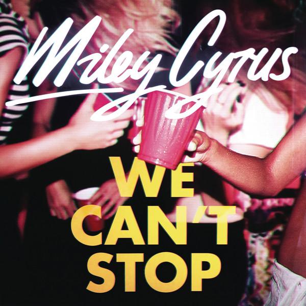 麥莉 / 青春大暴走 MILEY CYRUS / WE CAN'T STOP