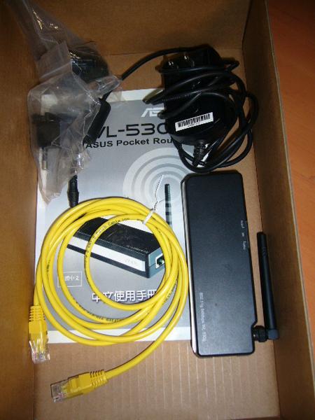 華碩二手無線IP分享氣(基地台)~799