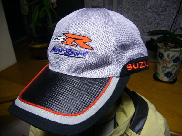 SUZUKI原廠卡夢帽~299