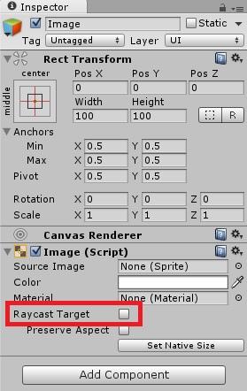 如何讓Unity UGUI 物件不擋住其它物件的點擊@ 岳程式與鍵盤間的