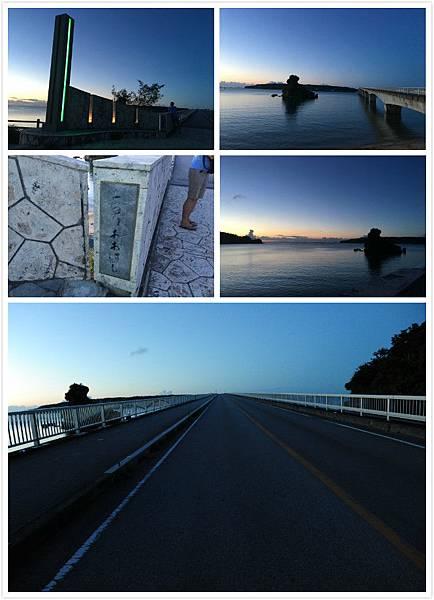 日本沖繩 古宇利橋夕陽-9.jpg