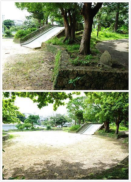 日本沖繩 浦添大公園 長長溜滑梯-2.jpg