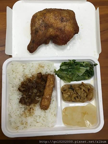 金山雞腿飯-4.JPG