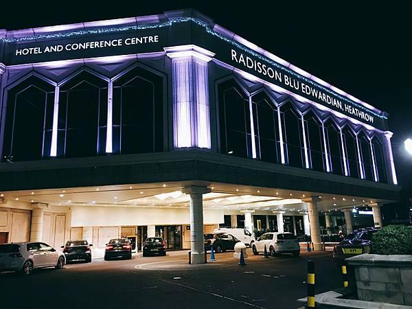 英國倫敦 住宿Radisson Blu Edwardian Heathrow-3.JPG