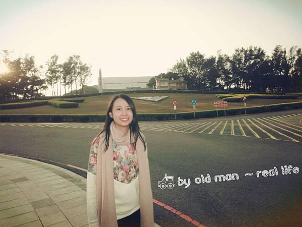 中央大學門口(me)4
