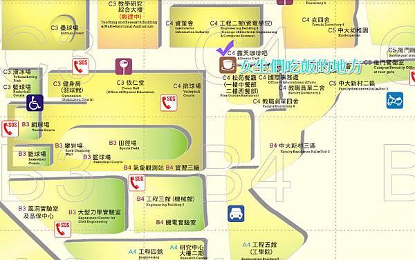 中央大學地圖3