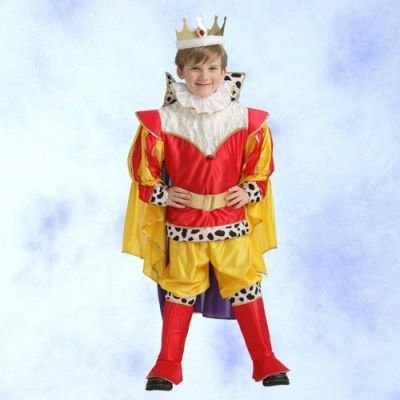 豪華國王裝