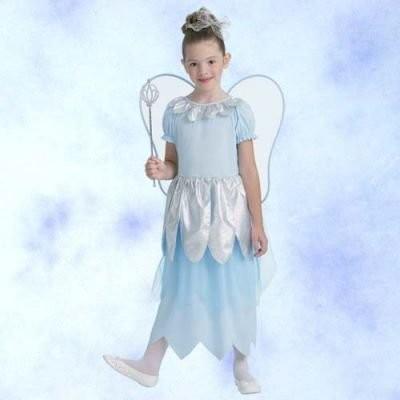 藍銀仙子裝
