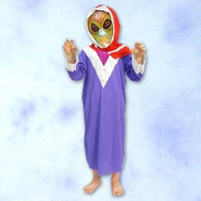 外星人造型服