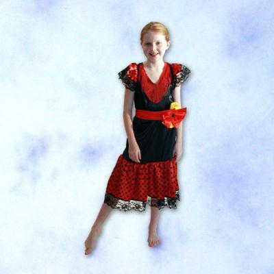 西班牙少女服