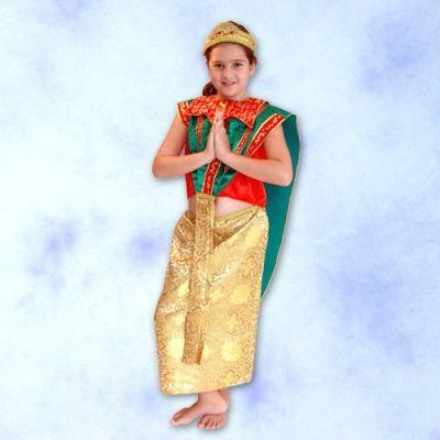 泰國少女服