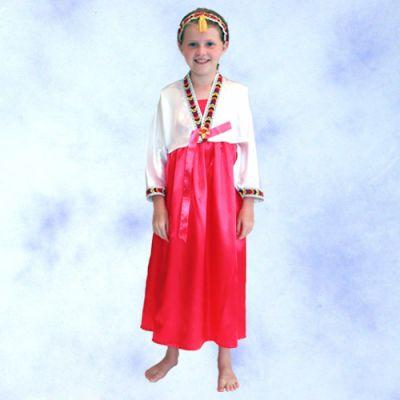 韓國少女服