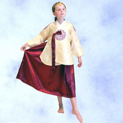 韓國典雅公主服