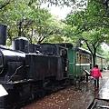 林場內的小火車