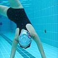 自以為水中芭蕾