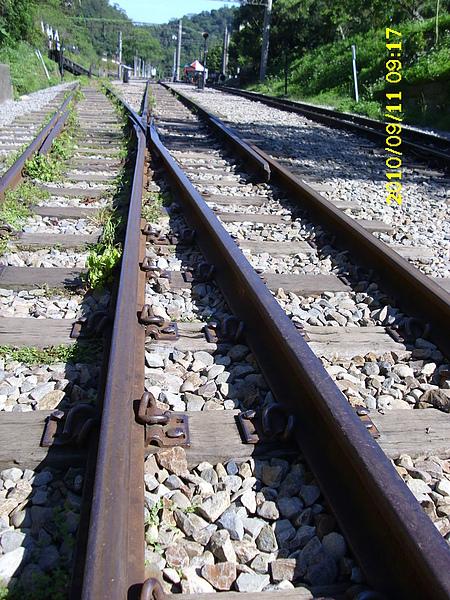 勝興車站--臺灣西部幹線海拔最高的車站