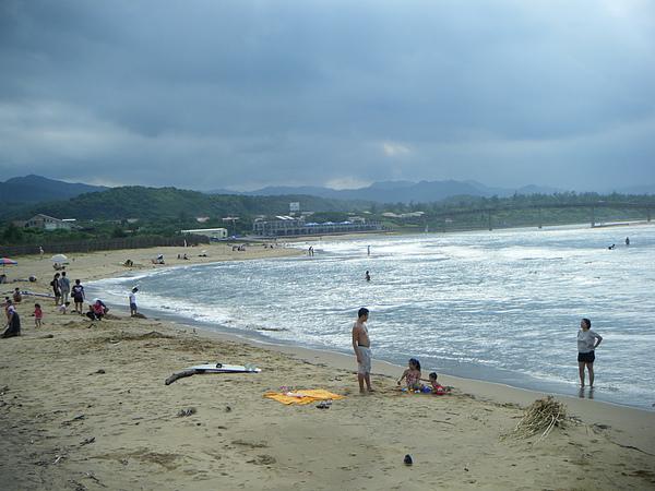 浮潛聖地--卯澳沙灘