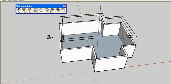 sketchup 線板建立_01.jpg