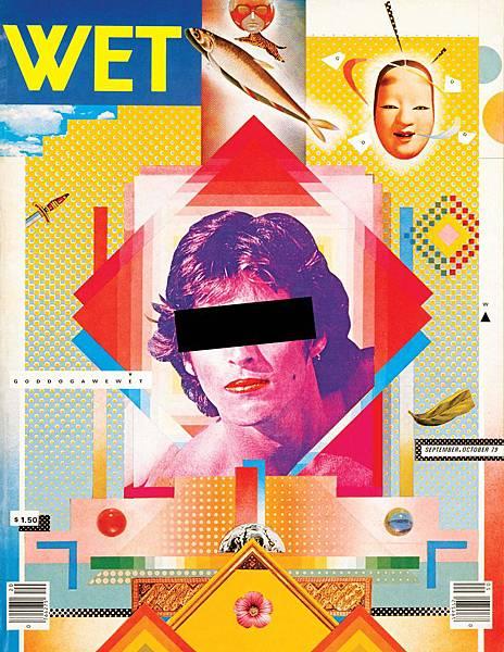 加州新浪漫-葛瑞曼-Wet magazine-1979