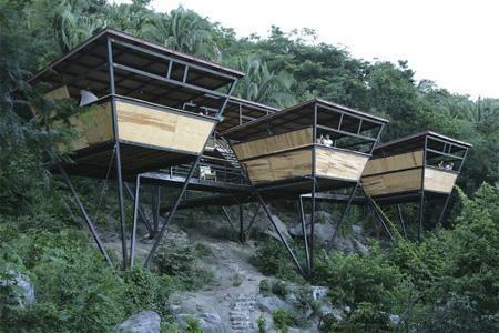 叢林旅館-墨西哥