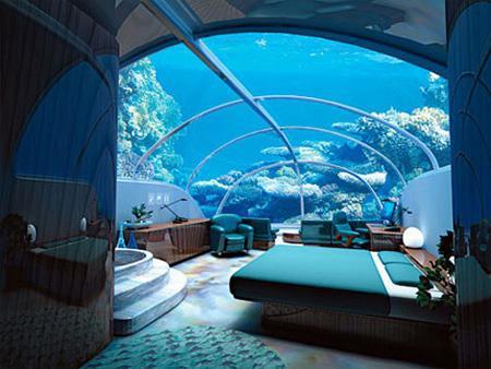 水旅館-斐濟