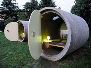 排水管旅館-奧地利