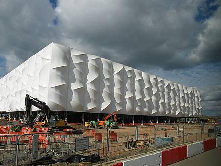 倫敦奧運會籃球館