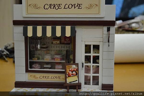 小熊 CAKE LOVE