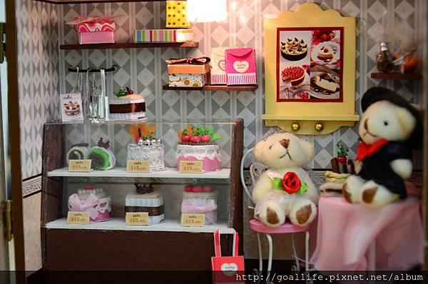 小熊 CAKE LOVE (2)