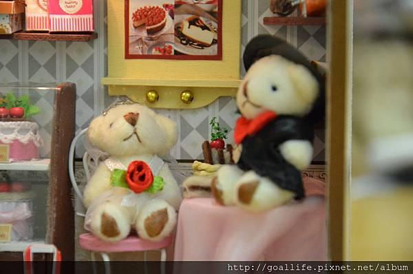 小熊 CAKE LOVE (4)