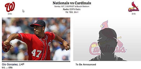 Nationals vs Cardinals01