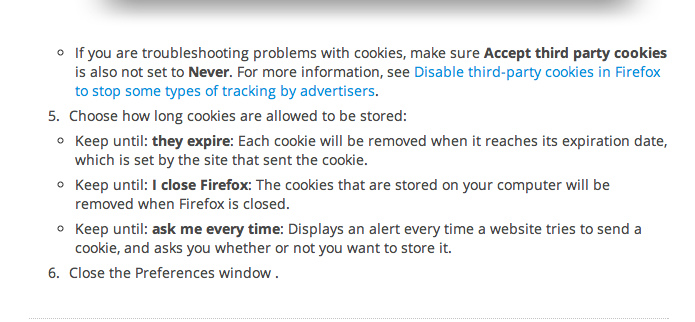Enable and disable cookies that websites use to track your preferences | Firefox Help-2