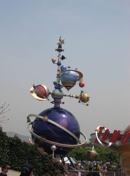 迪士尼內景