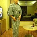 爸比的裕袍裝
