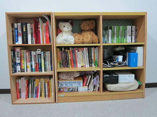 書櫃after