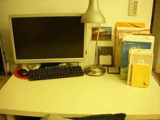 書桌after